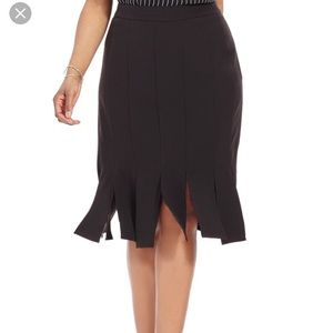 🆕Pencil skirt with slits